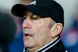 West Bromwich Albion Manager Tony Pulis looks on - Mandatory byline: Rogan Thomson/JMP - 02/02/2016 - FOOTBALL - The Hawthornes - West Bromwich, England - West Bromwich Albion v Swansea City - Barclays Premier League.