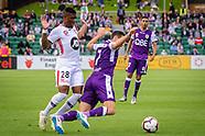 Rnd 1 Perth Glory v Western Sydney