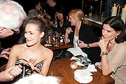 KARA TOINTON; MIRANDA RICHARDSON; RONNI ANCONA, The aftershow party for PYGMALION. National Gallery Gallery CafŽ, London.  May 25, 2011,<br /> <br /> <br /> <br />  , -DO NOT ARCHIVE  Copyright Photograph by Dafydd Jones. 248 Clapham Rd. London SW9 0PZ. Tel 0207 820 0771. www.dafjones.com.<br /> KARA TOINTON; MIRANDA RICHARDSON; RONNI ANCONA, The aftershow party for PYGMALION. National Gallery Gallery Café, London.  May 25, 2011,<br /> <br /> <br /> <br />  , -DO NOT ARCHIVE  Copyright Photograph by Dafydd Jones. 248 Clapham Rd. London SW9 0PZ. Tel 0207 820 0771. www.dafjones.com.