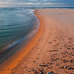 Head of the Meadow Beach, Cape Cod National Seashore, Truro, Massachusetts.