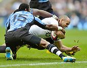 20121110 Rugby England vs Fiji, Twickenham, UK