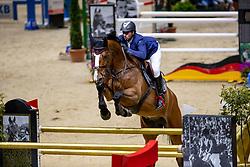 Dunon Gilles, BEL, Fou de Toi vd Keihoeve<br /> Grand Prix <br /> Braunschweig - Löwenclassics 2019<br /> © Hippo Foto - Stefan Lafrentz