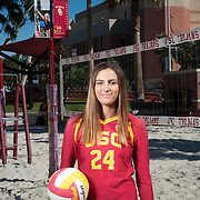 USC Beach Volleyball 2016   New Faces