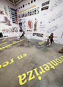 """FREESPACE - 16th Venice Architecture Biennale. Spain: """"becoming"""". Students and architects from Spanish learning environments."""