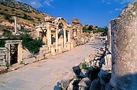 Turquie - Ephèse - Temlpe d'Hadrien
