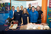 24/11/2019 repro free: GMIT at the last day of the Galway Science and Technology Festival  at NUI Galway where over 20,000 people attended exhibition stands  from schools to Multinational Companies . Photo:Andrew Downes, xposure