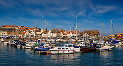 Pleasure craft in the harbour in Anstruther, Fife, Scotland<br /> <br /> (c) Andrew Wilson | Edinburgh Elite media