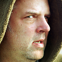 Nederland. Amsterdam. 229 januari 2003.<br /> Acteur Jack Wouterse.<br /> Jean-Pierre Jans