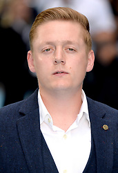 Thomas Turgoose attending the Swimming with Men premiere held at Curzon Mayfair, London. Photo credit should read: Doug Peters/EMPICS