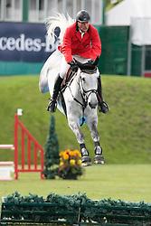 Van Roosbroeck Maurice (BEL) - Dylano<br /> Spruce Meadows Masters - Calgary 2010<br /> © Dirk Caremans