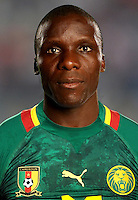 Football Fifa Brazil 2014 World Cup / <br /> Cameroon National Team - <br /> Benoit ANGBWA of Cameroon
