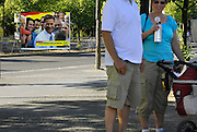 Duitsland, Berlijn, 22-8-2009Verkiezingsaffiche voor de FDP in Berlijn.Foto: Flip Franssen/Hollandse Hoogte
