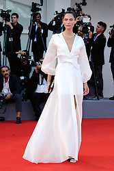 Bianca Balti attending the Opening Ceremony and the Premiere of the movie Downsizing during the 74th Venice International Film Festival (Mostra di Venezia) at the Lido, Venice, Italy on August 30, 2017. Photo by Aurore Marechal/ABACAPRESS.COM