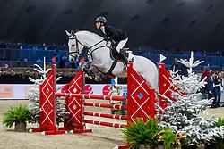 Spits Thibeau, BEL, <br /> Jumping Mechelen 2019<br /> © Hippo Foto - Sharon Vandeput<br /> 26/12/19