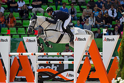 Dag Albert, (SWE), Tubber Rebel - Jumping Eventing - Alltech FEI World Equestrian Games™ 2014 - Normandy, France.<br /> © Hippo Foto Team - Leanjo De Koster<br /> 31-08-14
