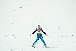 January 19, 2018 - Oberstdorf, GERMANY - 180119 Simon Ammann of Switzerland competes in the individual competition during the FIS Ski Flying World Championships on January 19, 2018 in Oberstdorf..Photo: Vegard Wivestad GrÂ¿tt / BILDBYRN / kod VG / 170079 (Credit Image: © Vegard Wivestad Gr¯Tt/Bildbyran via ZUMA Wire)