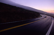 Road to Haleakala, Haleakala, Maui, Hawaii, USA<br />
