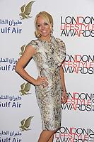 Liz McClarnon, London Lifestyle Awards 2014, The Troxy, London UK, 08 October 2014, Photo By Brett D. Cove