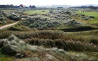 TEXEL - Hole 12 en 13.  De Cocksdorp.  - Golfbaan De Texelse. COPYRIGHT KOEN SUYK