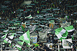 January 16, 2019 - Saint Etienne, France, FRANCE - Supporters de St Etienne - Ambiance (Credit Image: © Panoramic via ZUMA Press)