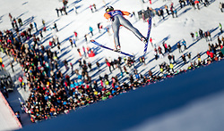 31.12.2013, Olympiaschanze, Garmisch Partenkirchen, GER, FIS Ski Sprung Weltcup, 62. Vierschanzentournee, Training, im Bild Heung-Chul Choi (KOR) // Heung-Chul Choi (KOR) during practice Jump of 62nd Four Hills Tournament of FIS Ski Jumping World Cup at the Olympiaschanze, Garmisch Partenkirchen, Germany on 2013/12/31. EXPA Pictures © 2013, PhotoCredit: EXPA/ JFK