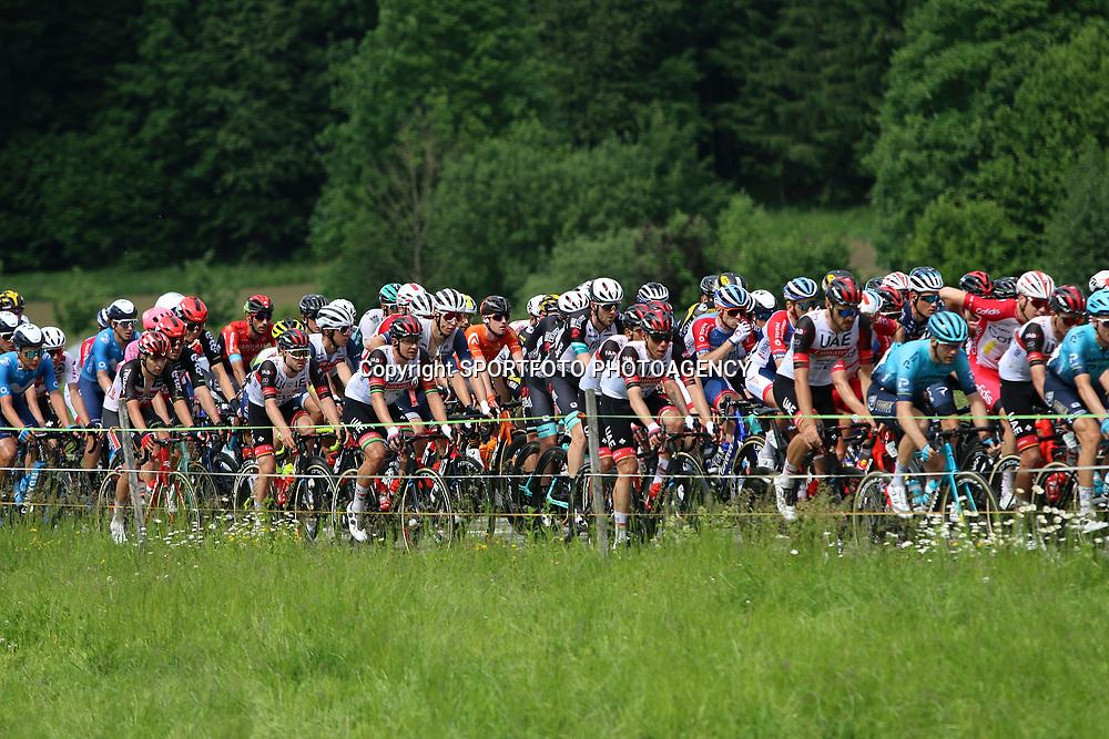 PFAFFNAU (SUI) CYCLING<br /> Tour de Suisse stage 3<br /> Race impression