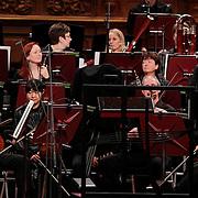 NLD/Haarlem/20121002- Opname AVRO's programma Maestro,orkest