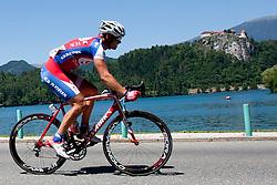 GNEZDA Matej of KK Adria Mobil during 3rd Stage (219 km) at 19th Tour de Slovenie 2012, on June 16, 2012, in Ivancna Gorica, Slovenia. (Photo by Urban Urbanc / Sportida.com)