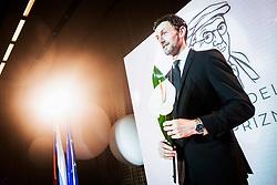 Jakov Fak at 54th Annual Awards of Stanko Bloudek for sports achievements in Slovenia in year 2018 on February 13, 2019 in Brdo Congress Center,  Kranj , Slovenia. Photo by Peter Podobnik / Sportida