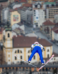 02.01.2016, Bergisel Schanze, Innsbruck, AUT, FIS Weltcup Ski Sprung, Vierschanzentournee, Training, im Bild Michael Neumayer (GER) // Michael Neumayer of Germany during his Practice Jump for the Four Hills Tournament of FIS Ski Jumping World Cup at the Bergisel Schanze, Innsbruck, Austria on 2016/01/02. EXPA Pictures © 2016, PhotoCredit: EXPA/ Jakob Gruber during his Practice Jump for the Four Hills Tournament of FIS Ski Jumping World Cup at the Bergisel Schanze, Innsbruck, Austria on 2016/01/02. EXPA Pictures © 2016, PhotoCredit: EXPA/ Jakob Gruber