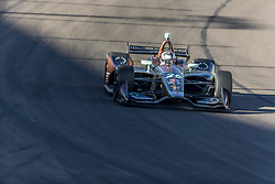 February 9, 2018 - Avondale, Arizona, United States of America - February 09, 2018 - Avondale, Arizona, USA: Zach Veach (26) takes his IndyCar Verizon car through the turns during the Prix View at ISM Raceway in Avondale, Arizona. (Credit Image: © Walter G Arce Sr Asp Inc/ASP via ZUMA Wire)