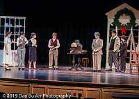 """Parfumerie"" by Miklos Laszlo at Norwood High School, Norwood MA November 22 - 24, 2019."