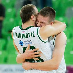 20141114: SLO, Basketball - ABA League, KK Union Olimpija vs Igokea