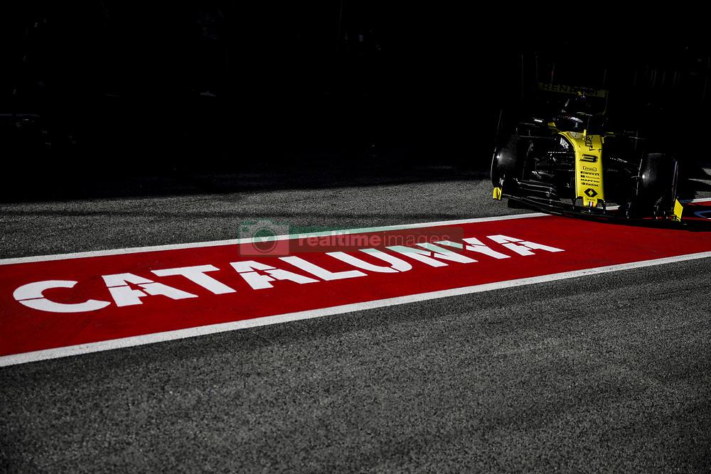 February 18, 2019 - Barcelona, Barcelona, Spain - Daniel Ricciardo from Australia with 03 Renault F1 Team RS19 in action during the Formula 1 2019 Pre-Season Tests at Circuit de Barcelona - Catalunya in Montmelo, Spain on February 18. (Credit Image: © Xavier Bonilla/NurPhoto via ZUMA Press)