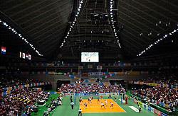 24-06-2000 JAP: OKT Volleybal 2000, Tokyo<br /> Nederland vs Argentinie 3-1 / Sporthal