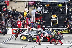 July 22, 2018 - Loudon, New Hampshire, United States of America - Martin Truex, Jr (78) comes down pit road for service during the Foxwoods Resort Casino 301 at New Hampshire Motor Speedway in Loudon, New Hampshire. (Credit Image: © Justin R. Noe Asp Inc/ASP via ZUMA Wire)