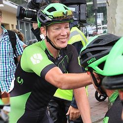 30-08-2017: Wielrennen: Boels Ladies Tour: Arnhem: Kirsten Wild