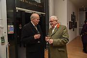 SIR DAVID ROCHE: TERRY NEW, New Work: William Foyle, Royal College of art. Kensington Gore, London.  1 December 2015