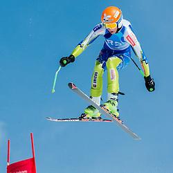 20150401: SLO, Alpine Ski - Slovenian National Championship in Super G at Krvavec