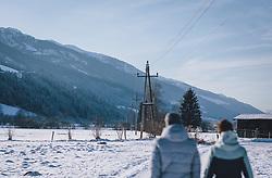 THEMENBILD - , aufgenommen am 09. Jänner 2021 in Kaprun, Oesterreich // xxx in Kaprun, Austria on 2021/01/09. EXPA Pictures © 2021, PhotoCredit: EXPA/Stefanie Oberhauser