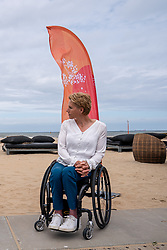 Esther Vergeer, chef de mission Paralympic TeamNL during the launch TeamNL Olympic Festival on June 23, 2021 in The Hague