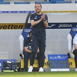 Trainer Matthias Kaltenbach (TSG 1899 Hoffenheim)<br /> <br /> Sport: Fussball: Bundesliga: Saison 19/20: TSG 1899 Hoffenheim-1.FC Union Berlin, 20.06.2020.<br /> <br /> Foto: RALF POLLER/AVANTI/POOL/PIX-Sportfotos<br /> <br /> Nur für journalistische Zwecke! Only for editorial use! <br /> Gemäß den Vorgaben der DFL Deutsche Fußball Liga ist es untersagt, in dem Stadion und/oder vom Spiel angefertigte Fotoaufnahmen in Form von Sequenzbildern und/oder videoähnlichen Fotostrecken zu verwerten bzw. verwerten zu lassen. DFL regulations prohibit any use of photographs as image sequences and/or quasi-video.