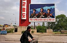 North Korea - 12 Aug 2017