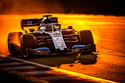 February 21, 2019 - Barcelona, Spain - 63 RUSSELL George (gbr), Williams Racing F1 FW42, action during Formula 1 winter tests from February 18 to 21, 2019 at Barcelona, Spain - Photo  Motorsports: FIA Formula One World Championship 2019, Test in Barcelona, (Credit Image: © Hoch Zwei via ZUMA Wire)