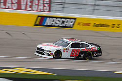 March 1, 2019 - Las Vegas, NV, U.S. - LAS VEGAS, NV - MARCH 01: Cole Custer (00) Stewart Haas Racing Ford Mustang during practice for the Boyd Gaming NASCAR Xfinity Series race on March 01, 2019, at the Las Vegas Motor Speedway in Las Vegas, Nevada (Photo by Matthew Bolt/Icon Sportswire) (Credit Image: © Matthew Bolt/Icon SMI via ZUMA Press)