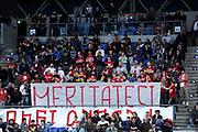 DESCRIZIONE : Pesaro Lega A 2014-15 Consultinvest Pesaro Vitasnella Cantu<br /> GIOCATORE : tifosi pesaro<br /> CATEGORIA : tifosi<br /> SQUADRA : Consultinvest Pesaro Vitasnella Cantu<br /> EVENTO : Campionato Lega A 2014-2015 <br /> GARA : Consultinvest Pesaro Vitasnella Cantu<br /> DATA : 04/01/2015 <br /> SPORT : Pallacanestro <br /> AUTORE : Agenzia Ciamillo-Castoria/C.De Massis<br /> Galleria : Lega Basket A 2014-2015<br /> Fotonotizia : Pesaro Lega A 2014-15 Consultinvest Pesaro Vitasnella Cantu
