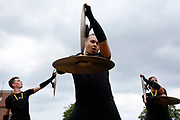 Shadow Drum and Bugle Corps performs in Michigan City, Indiana on August 6, 2018. <br /> <br /> Beth Skogen Photography - www.bethskogen.com