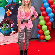 NLD/Amsterdam/20190814 - Premiere Angry Birds 2,  Sensi Lowe