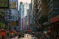 Des Vouex Road, Sheung Wan