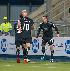 Falkirk 3 v 1 Inverness Caledonian Thistle, Scottish Championship game played 27/1/2018 at The Falkirk Stadium.